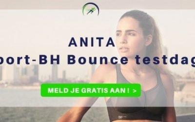 Anita Sport BH Bounce Event Testdag 25 september 2021