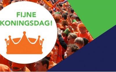 Openingstijden Koningsdag 2018