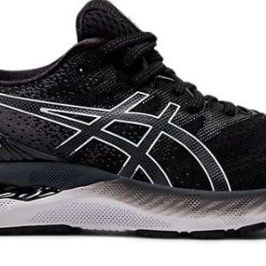 Asics-Gel-Nimbus-23-women-black-white-NonStop-Running
