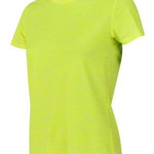 Fusion-Womens-C3-SS-Tee-Yellow-NonStop-Running