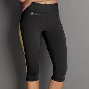 Anita-1685-Sport-3-4-tights-Yellow-Antraciet-NonStop-Running