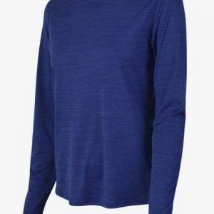Fusion-Womens-C3-LS-Shirt-Night-Blue-NonStop-Running