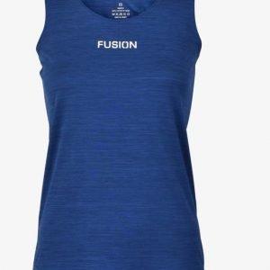 Fusion-womens-C3-Singlet-Night-Blue-NonStop-Running