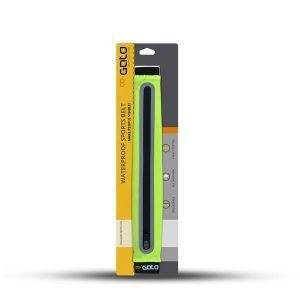 Gato-Waterproof-Sports-Belt-Neon-Yellow-NonStop-Running