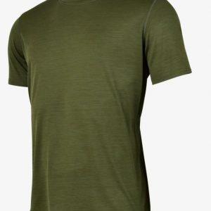 Fusion-Mens-C3-T-Shirt-Green-NonStop-Running