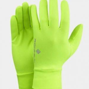 Ron-Hill-Classic-Glove-Fluo-geel-NonStop-Running